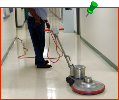 Floor Buffing Polish Cleaning Services London
